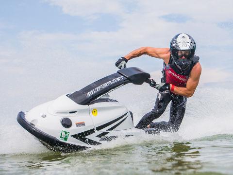 Yamaha Superjet 2018